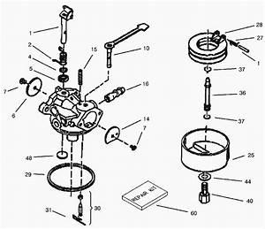 Tecumseh Vergaser Zeichnung : ersatzteillisten f r toro roth toro vergaser nr 640086 ~ Jslefanu.com Haus und Dekorationen