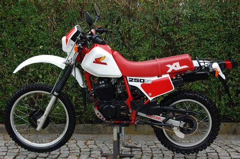 Vintage Honda Enduro Fuel Tank Wing Decal Stickers 125 250