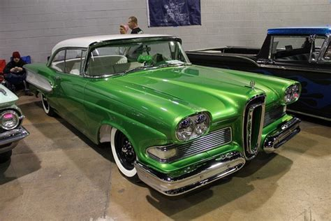 1958 Custom Edsel Ranger | Hot for Hot Rods | Pinterest