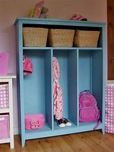 10 Ideas To Use Lockers As Kids Room Storage Kidsomania