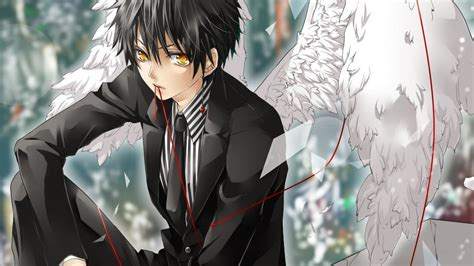 Most Popular Anime Wallpaper - anime boy wallpaper 66 images