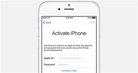 iphone activation lock how to bypass icloud activation lock 11578