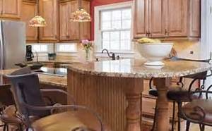 creating a french country kitchen cabinet finish using With what kind of paint to use on kitchen cabinets for glass mosaic candle holder