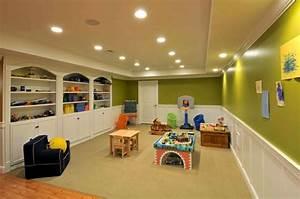 16 Creative Basement Ceiling Ideas for your Basement