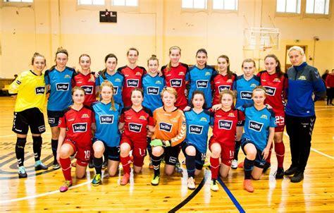 Veiksmīgi starti RFS meiteņu komandām telpu futbola ...