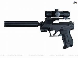 Guns Wallpaper #10  Gun