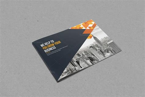 Bi Fold Brochure Template Bi Fold Brochure Template With Style 000399