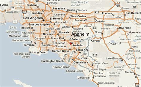 Anaheim Location Guide