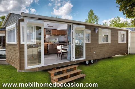 mobil home 1 chambre vente mobil home trigano intuition luxe 2ch mobil home d