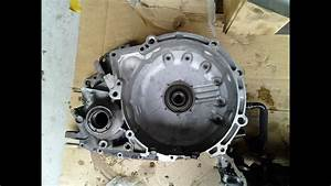How To Replace Transmission Mazda 626 Part1