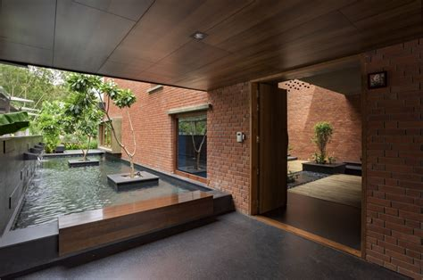 gallery  brick house   architecture