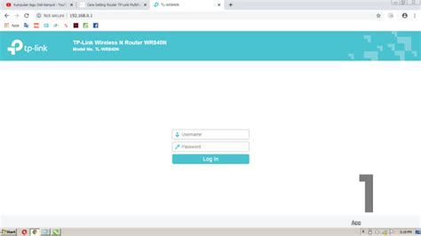 Konfigurasi wifi ekstender tp link dengan tombol wps. Cara Nembak Wifi / Setting Range Extender TL-WR840N ...