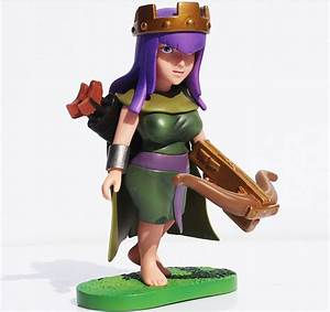 Clash Of Clans Barbarian King And Archer Queen | www ...