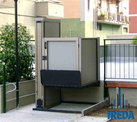 Costo Piattaforma Elevatrice by Le Piattaforme Elevatrici Di Ireda