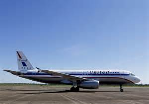 United Airlines New Livery