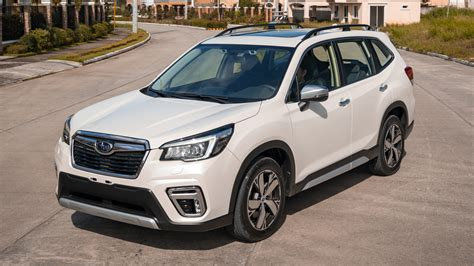 subaru forester specs prices features