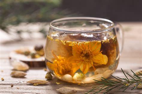 ジャスミン 茶 効能
