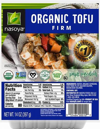 Tofu Firm Nasoya Bruschetta Avocado Organic