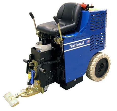 ride on floor scraper machine national 7600 ride on propane powered floor scraper