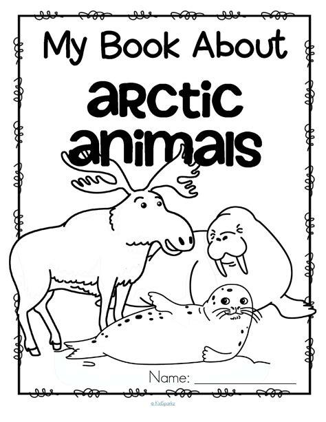 book  arctic animals