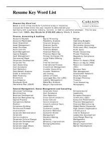 verbs for accounting resumes list of verbs for resume resume badak