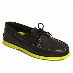 Sperry Neon Sole Top Sider – Lacrosse Playground