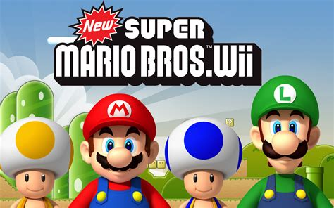 New Super Mario Bros Wii Review Buttonbasher