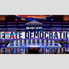 Second Democratic Debate Live Stream Watch Without Cable
