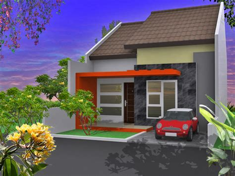 rumah minimalis sederhana tapi mewah tiperumahminimaliscom