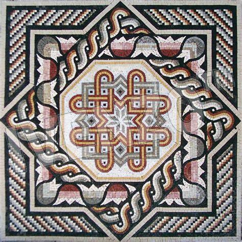 Mosaic Roman Pattern Ck041