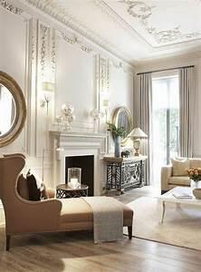 Deco Baroque Moderne : best 25 salon baroque ideas on pinterest deco baroque ~ Teatrodelosmanantiales.com Idées de Décoration