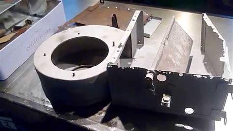 Jaguar E Type Heater Box & Other Bits.