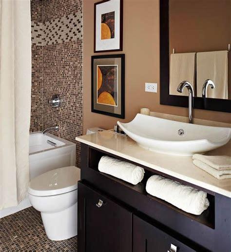 black white and brown bathroom 10 stylish colored bathrooms modern sleek combinations 22778
