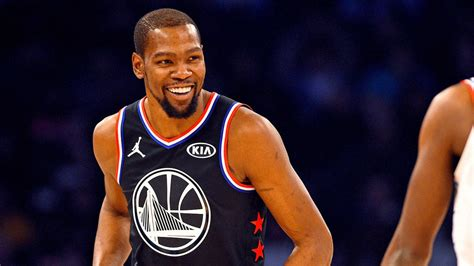 NBA All-Star Game 2019: Kevin Durant wins MVP award after ...