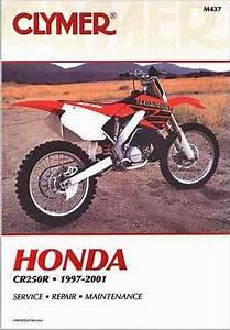 Honda Cr250r 1997
