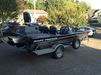 Bass Fishing Jet Boats by Bass Tracker 185 Boats For Sale