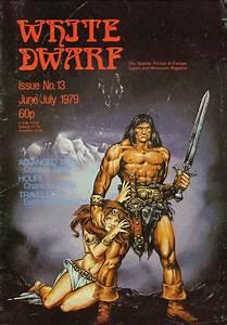 White Dwarf 13 - White Dwarf Magazine Covers