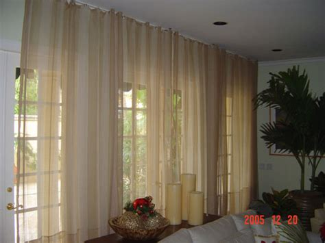 miami custom curtains draperies design installation
