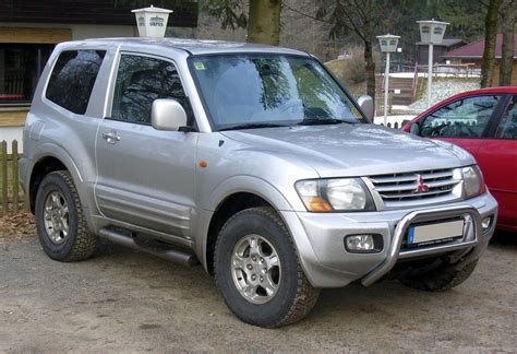 Due to the name pajero roughly translating to wanker in spanish. Mitsubishi Pajero 2.5 2004   Auto images and Specification
