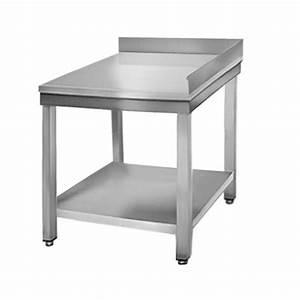 Table D Angle : table en inox tous les fournisseurs table lisse table a rouleaux table de laverie 5 ~ Teatrodelosmanantiales.com Idées de Décoration