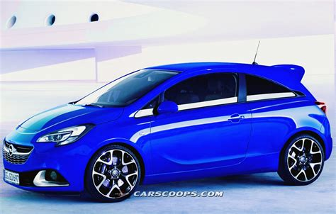 new opel corsa opc gets 210ps 1 6l turbo claims leaked doc
