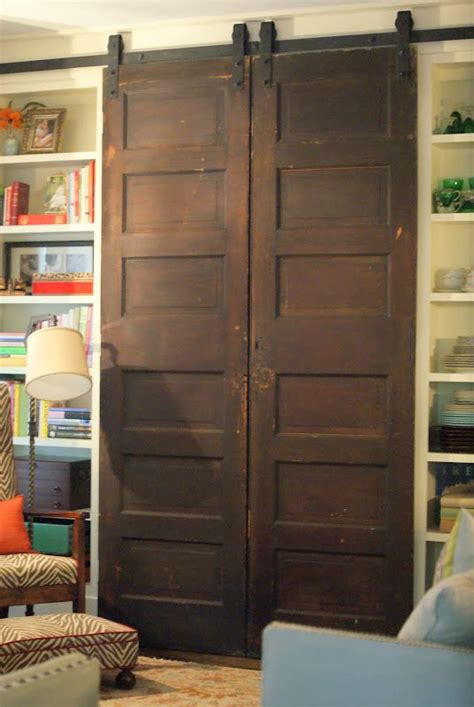 tv  barn doors cool home ideas pinterest  tv