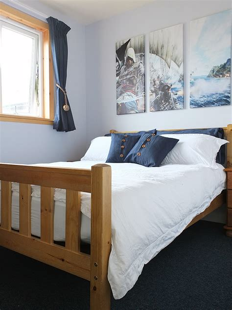 Nautical Bedroom Makeover With Emma Mattress Elizabeth's