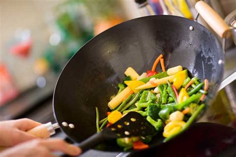 wok choose foodal woks fry frying quick kitchen stir flavors needed wonderful action come