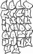 Gensther Tattoo  graffiti alphabet flava  Graffiti Alphabet Flava