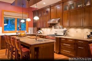 gourmet kitchen islands gorgeous waterfront altamont estate sold pricey pads