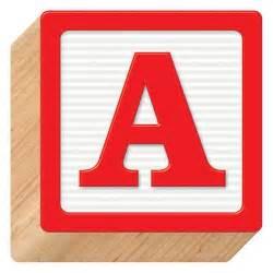 Wooden Blocks 4 Inch 3D Blocks Ready Letters