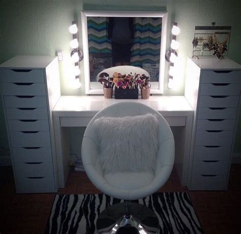 vanity stool ikea canada best 25 vanity makeup rooms ideas on makeup