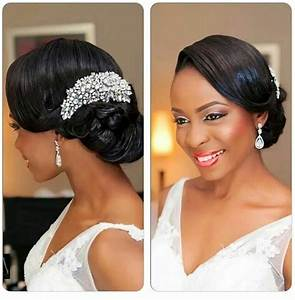 Wedding Hairstyle Black 50 Wedding Hairstyles For Nigerian Brides And Black African Women