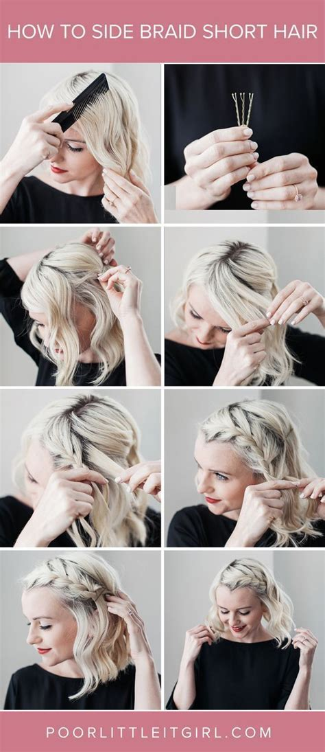 How To Do Hairstyles by How To Do A Side Braid On Hair Hair Prom